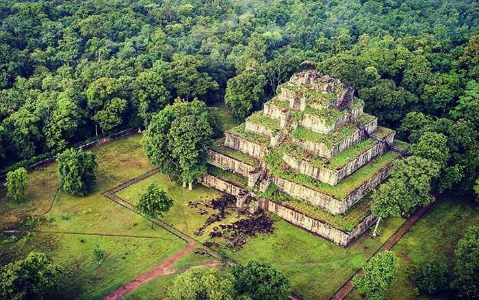 Piramida Kamboja