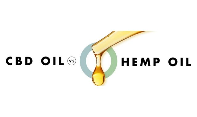 The Difference Between CBD Oil and Hemp Oil
