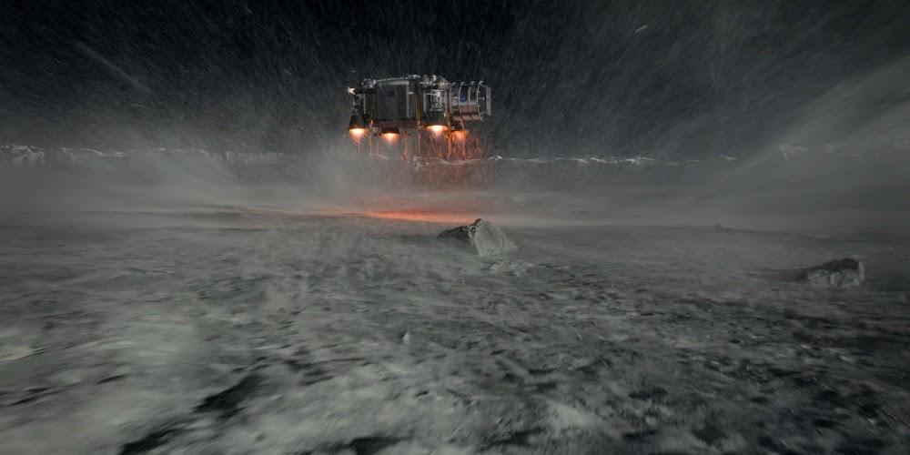 Jamestown US Moon base landing in season 1 of 'For All Mankind'