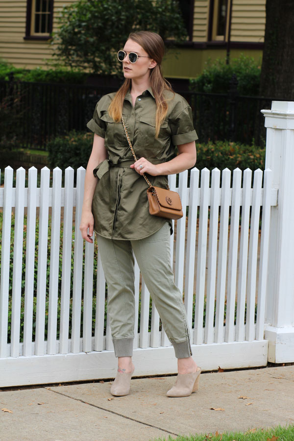 Olive outfits for fall