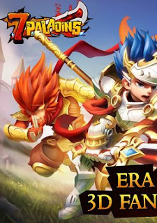 7 Paladin RPG 3D Fantasi Apk v1.1.0 Mod Unlocked All Item Terbaru