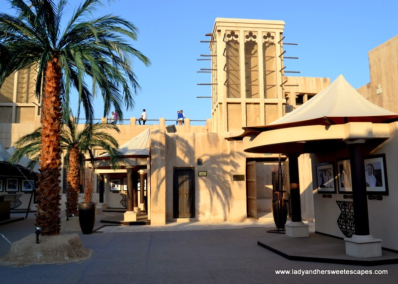 Dubai Cultural Tour: photographs at Al Shindagha Museum