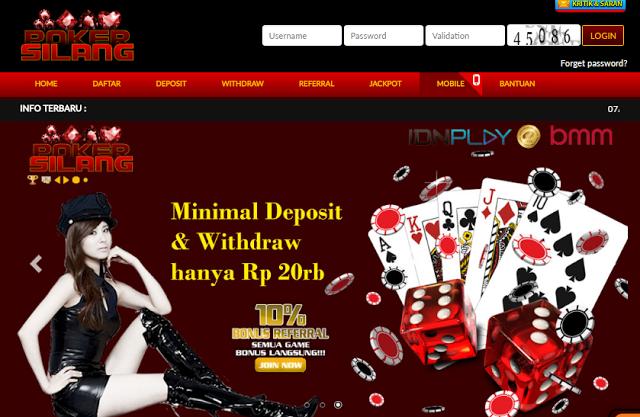 pokersilang