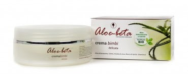 La crema bimbi contiene Aloe Arborescens certificata biologica