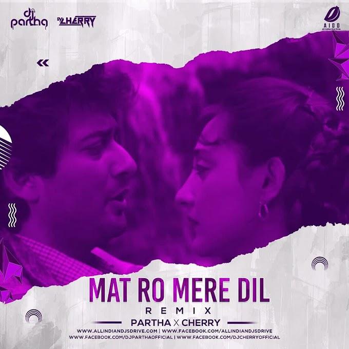 Mat Ro Mere Dil (Remix) - Partha X Cherry