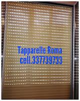 RIPARAZIONI TAPPARELLE TUSCOLANA cell 337739733 DARIO
