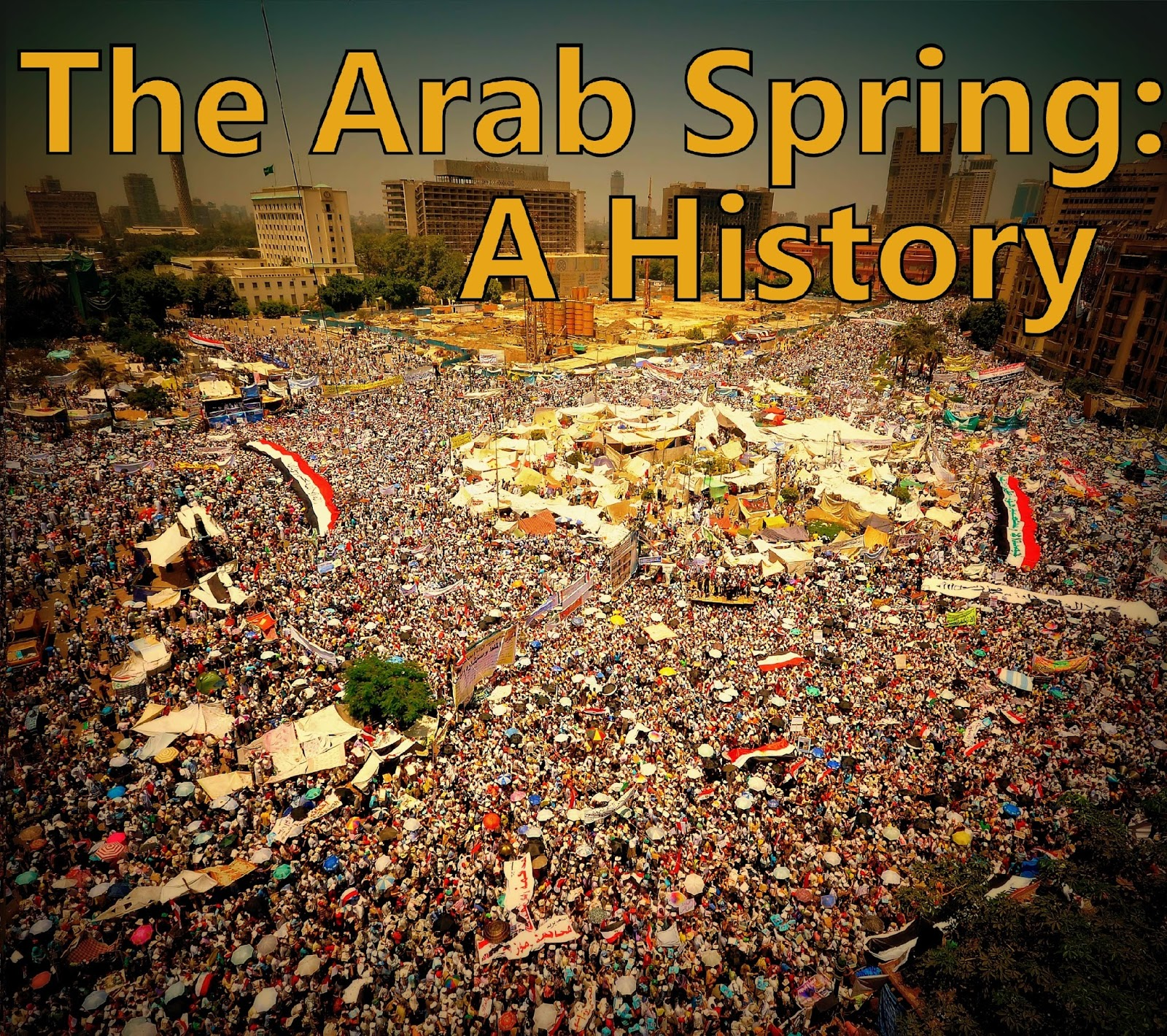 Arab and Middle East unrest