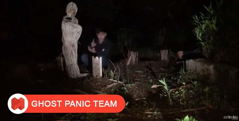 Ghost Panic Team - Nizwar ID