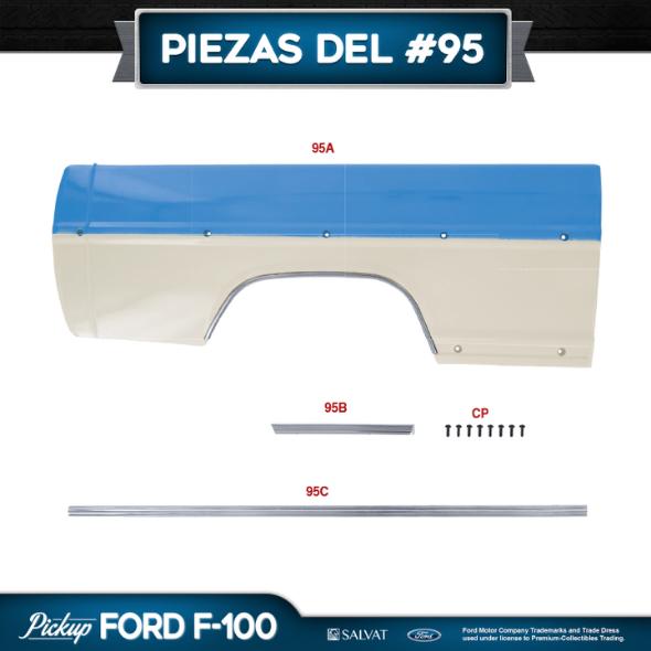 Entrega 95 Ford F-100