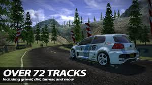 game Rush Rally 2 apk full version