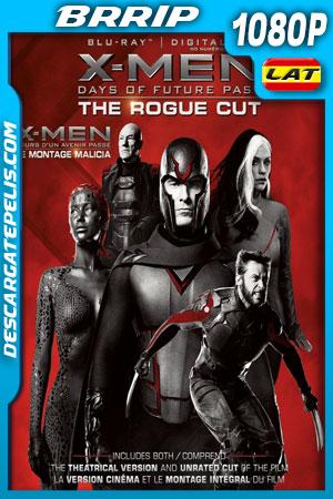 X-Men: Días del futuro pasado The Rogue Cut (2014) 1080p BRrip Latino – Ingles