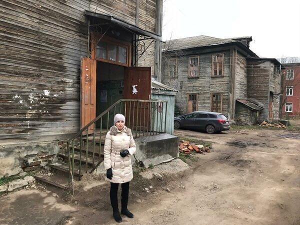 Как живут люди в 15 км от Москвы!!!