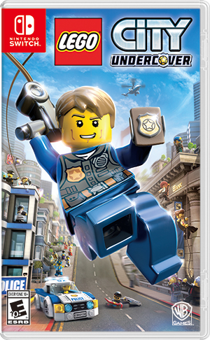 Lego City Undercover (Full Free Game Download!) - YouTube