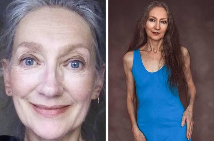 Sanna Kelly, 62 years old