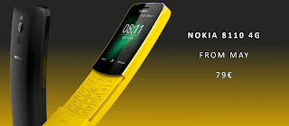 Nokia 8110 4G Price