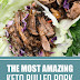 The Most Amazing Keto Pulled Pork #glutenfree #keto