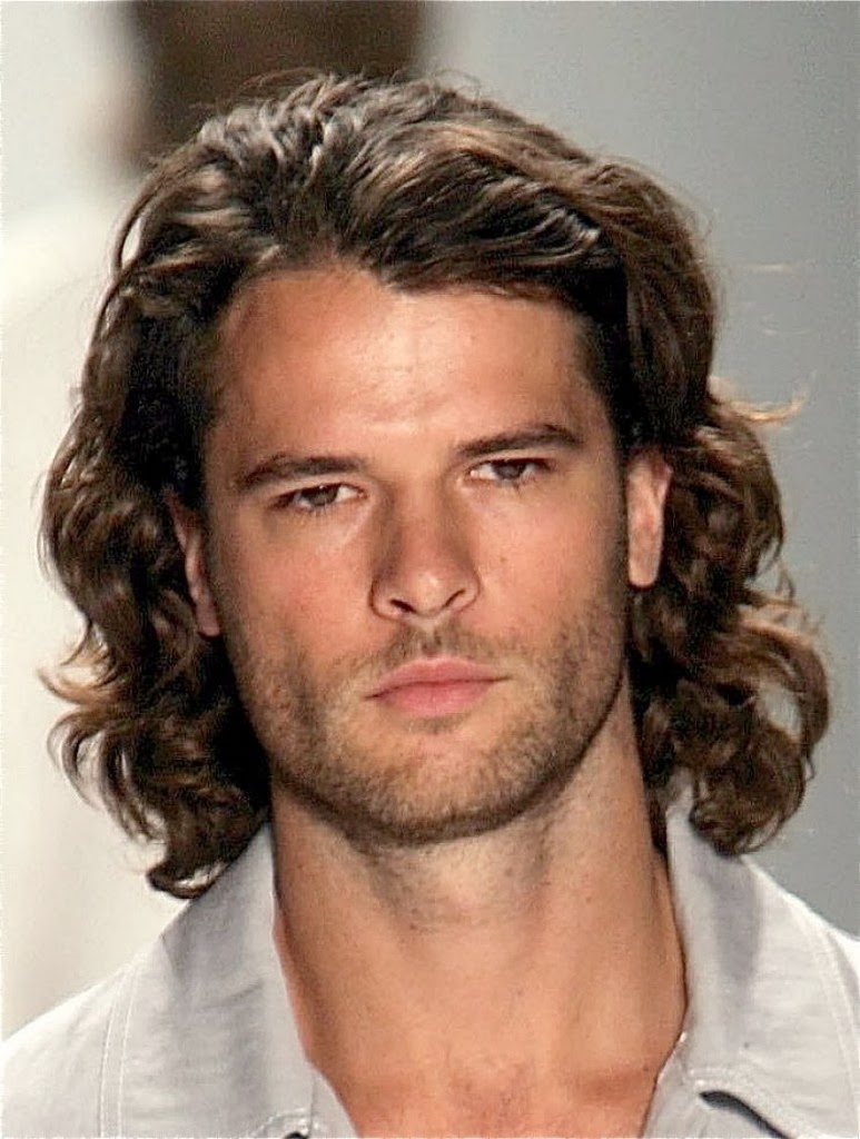 Pleasing Long Hairstyles For Boys 2014 Hairstyle Trends Hairstyles For Men Maxibearus