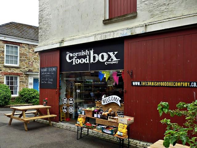 Cornish Food Box, Truro, Cornwall