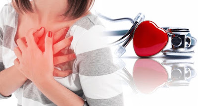 6 #Symptoms Of A #Heart #Attack That #Occurs Only In #Women [#Health And #Wellness]