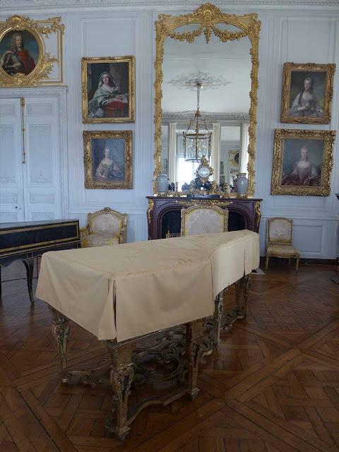 clavecin château de versailles