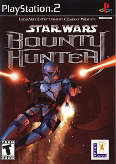 Star Wars Bounty Hunter PAL PS2