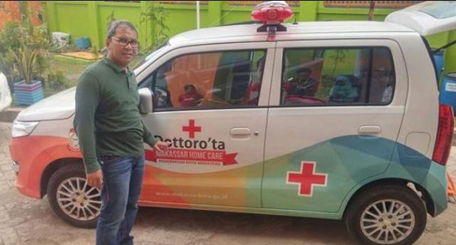 Warga Kota Makassar jika sakit dan tidak bisa ke Rumah Sakit Langsung Hubungiki Ini