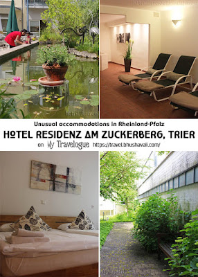Hotel Residenz am Zuckerberg Trier Best Hotel Review Pinterest