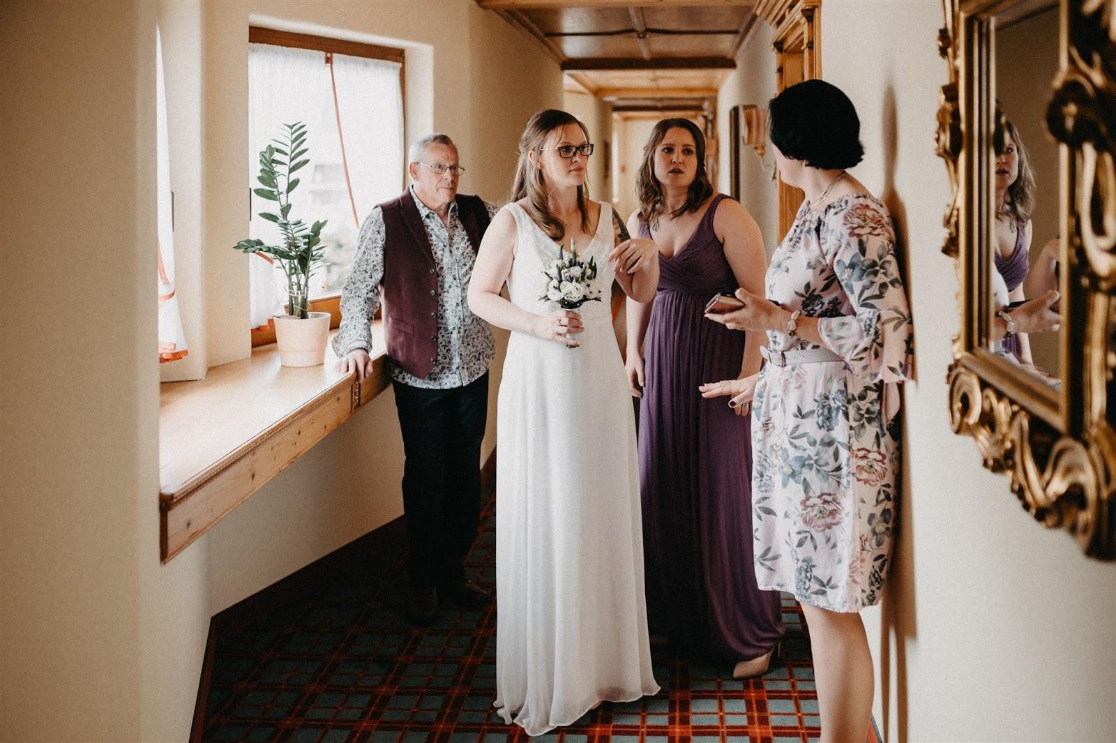 Mountain wedding, Berghochzeit, destination wedding Bavaria, Wallgau, photo credit Magnus Winterholler Gipfelliebe, wedding planner Uschi Glas 4 weddings & events