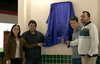 Deputado Zé Cocá participa de Inauguração de Escola em Lafaiete Coutinho