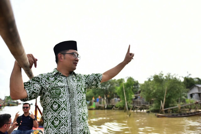 Kritik Ridwan Kamil, Warga Muara Gembong: Belum Pernah ke Sini Kecuali Saat Ada Jokowi