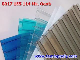 Nhà phân phối tấm lợp lấy sáng thông minh polycarbonate chính thức tại Miền Nam - Sơn Băng ảnh 4