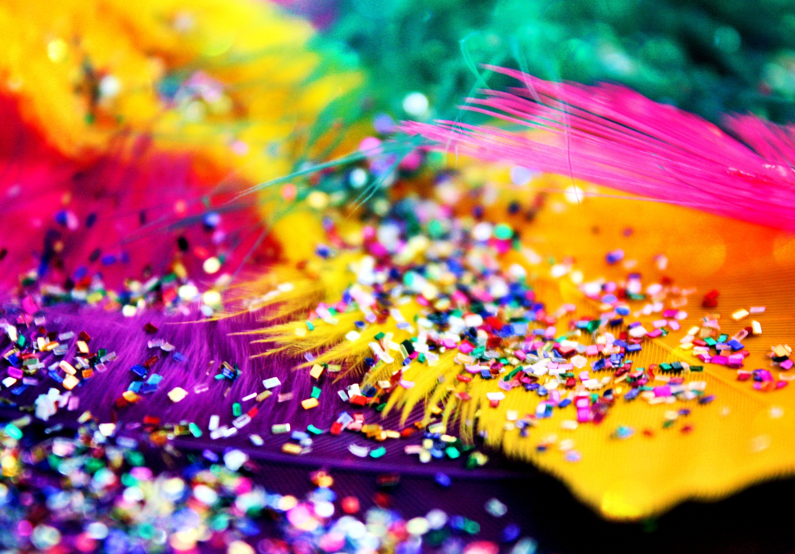 Abstract Beautiful Colorful Wallpaper