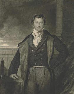 Sir Humphrey Davy 1778-1829