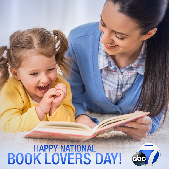 National Book Lovers Day