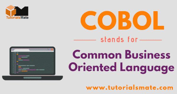 COBOL Full Form