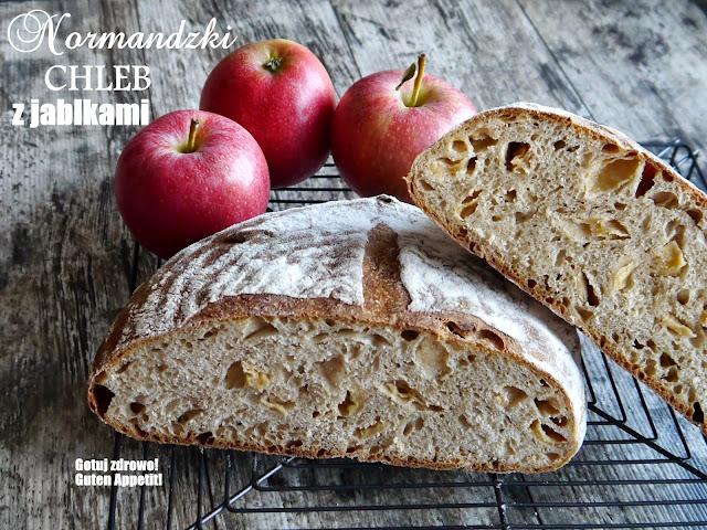 Normandzki chleb z jablkami Hamelmana - Czytaj więcej »
