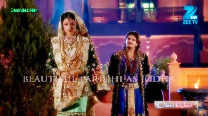 Paridhi Sharma - The Beauty Queen : jodha akbar