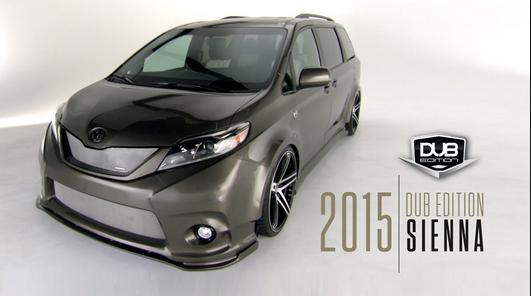2015 Toyota Sienna DUB Edition