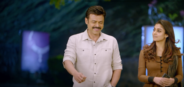 Babu Bangaram 2016 Full Hindi Movie 300MB 700MB HD