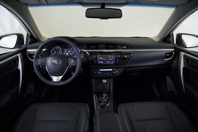 Toyota Corolla 2017 Dynamic - interior