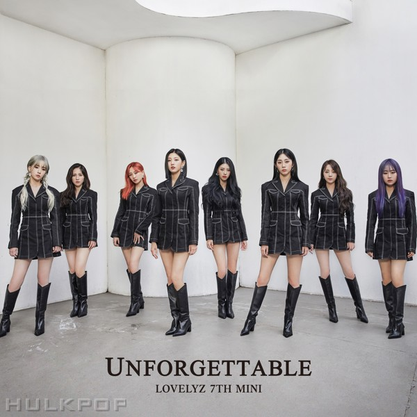 Lovelyz – Lovelyz 7th Mini Album 'Unforgettable' – EP