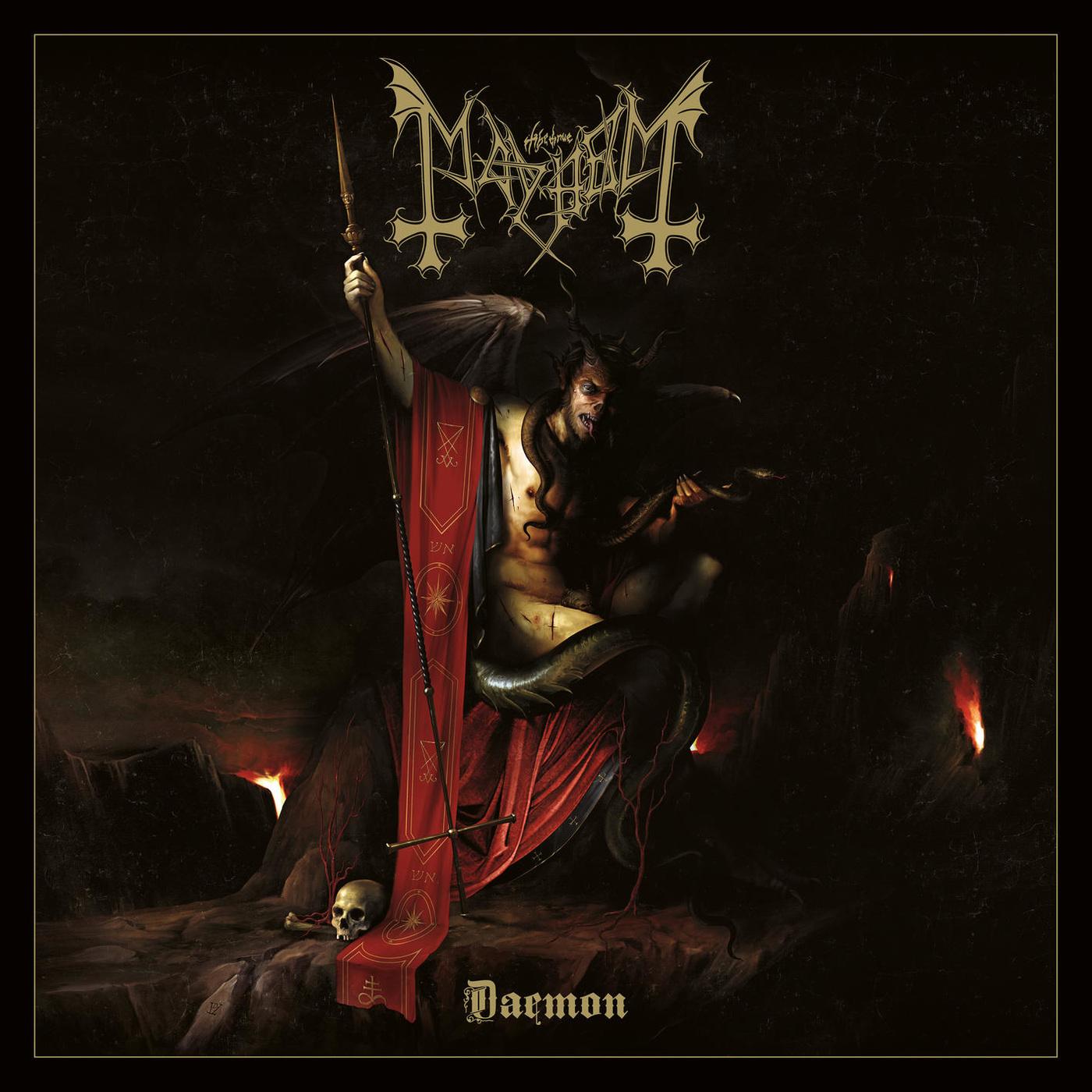 Mayhem - Worthless Abominations Destroyed (Single) (2019)