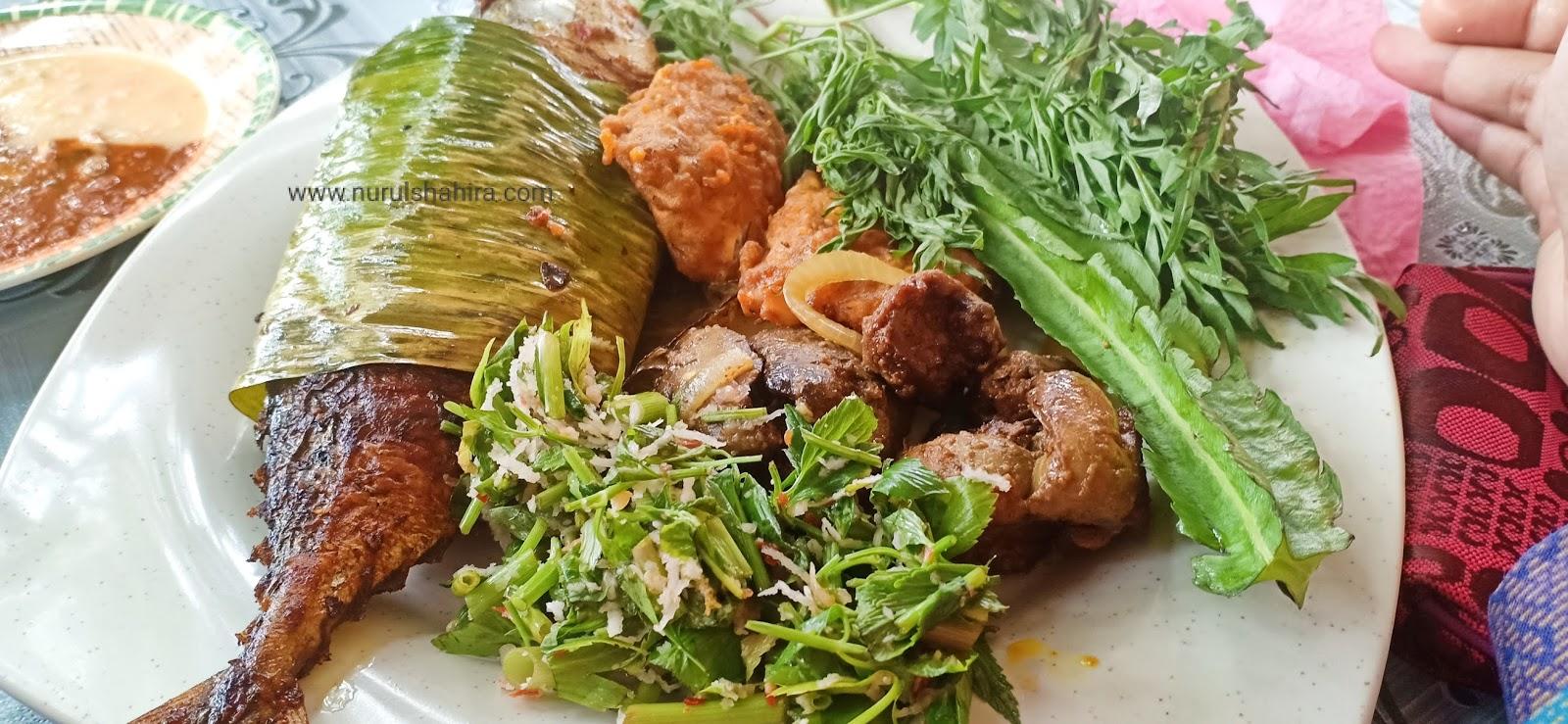 Lunch di Restoran Hatinie Seksyen 10 Shah Alam | Tempat makan best Shah Alam