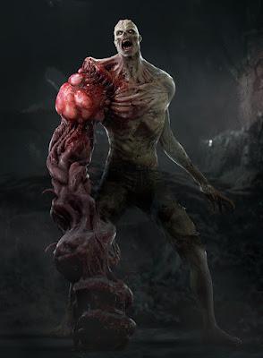 Back 4 Blood Ridden tallboy