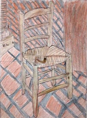 Van Gogh's Chair - Victor