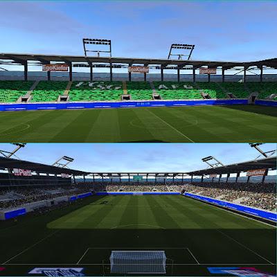 PES 2021 Stadium FC St. Gallen 1879