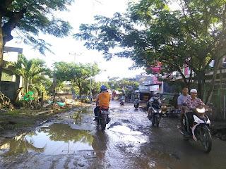 Alhamdulillah, Rp17 M untuk Jalan Datuk Dibanta, Rp20 Milyar Gatot Soebroto
