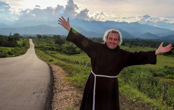 La Sierra de Perijá vista por el fray capuchino Nelson Sandoval