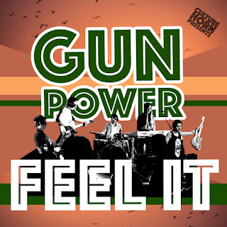 Culture Horn & Gun Power - Feel It / Dubophonic (c) 2021