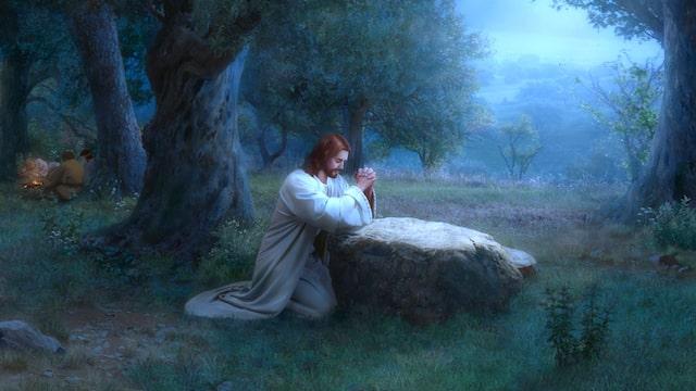 doa malam Kristen